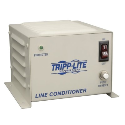 TrippLite LS604WM 600W 120V Wall-Mount Power Conditioner with Automatic Voltage Regulation (AVR)  AC Surge Protection  4 Outlets