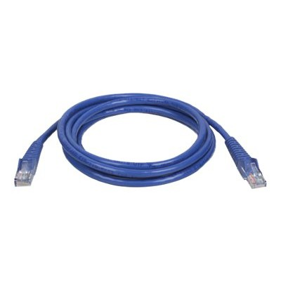 TrippLite N001-050-BL 50ft 1000BT Cat5e Snagless Patch Cable Blue