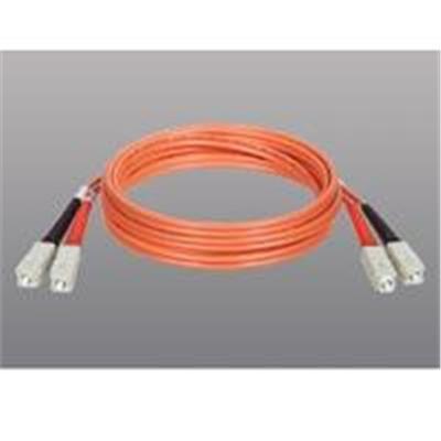 TrippLite N306-006 Duplex Multimode 62.5/125 Fiber Patch Cable (SC/SC)  2M (6-ft.)