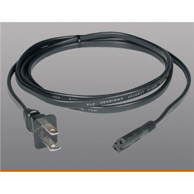TrippLite P012-006 Laptop/Notebook Power Cord  10A (NEMA 1-15P to IEC-320-C7)  6-ft.