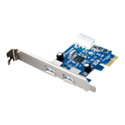 D-Link DUB-1310 DUB-1310 - Network adapter - PCIe - USB 3.0 x 2 - for DUB 1340