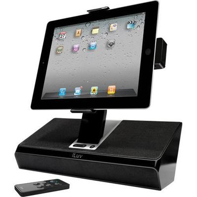 The ArtStation Stereo Speaker Dock for iPad / iPhone / iPod - Black