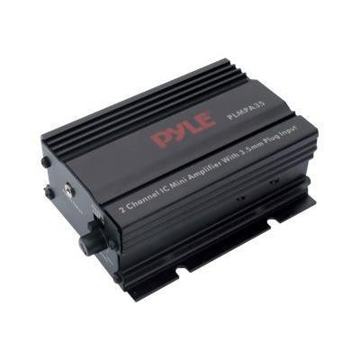 Pyle PLMPA35 PLMPA35 - Car - amplifier - 2-channel - 150 Watts x 2