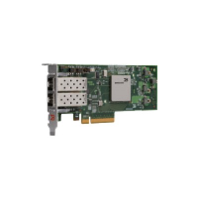 Qlogic Br-1860-2f00 1860 - Host Bus Adapter - Pcie 2.0 X8 - 16gb Fibre Channel X 2 - With 2 X 16 Gbps Fibre Channel Transceiver