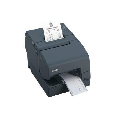 Epson C31CB25902 TM H6000IV - Receipt printer - thermal line / dot-matrix - 9 in x 11.7 in  Roll (3.13 in) - 9 pin - USB  serial