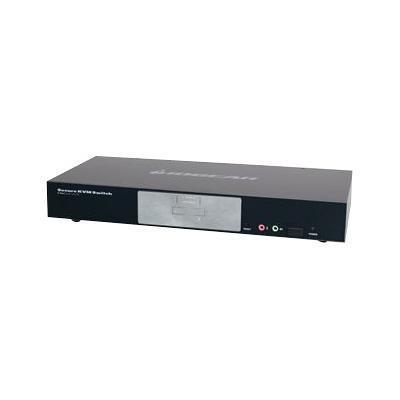 Iogear GCS1212TAA 2-Port Dual-Link DVI Secure KVM Switch GCS1212TAA - KVM / audio switch - USB - 2 x KVM / audio - 1 local user - desktop