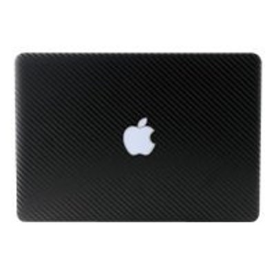 Nlu Products Nl-tcfr-0211 Bodyguardz Armor Carbon Fiber Full Body - Notebook Protective Film Kit - Black - For Apple Macbook Pro (13.3 In)