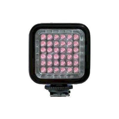 SIMA SL-100IR SL-100IR Night Vision Video Light - On-camera light - 1 heads x 36 lamp - LED - DC