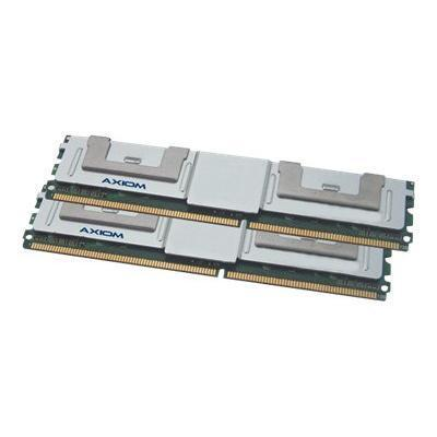 Axiom Memory A2257203-AX AX - DDR2 - 8 GB : 2 x 4 GB - FB-DIMM 240-pin - 800 MHz / PC2-6400 - fully buffered - ECC - for Dell Precision Fixed Workstation T5400