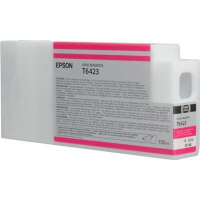 Epson T642300 642 - 150 ml - vivid magenta - original - ink cartridge - for Stylus Pro 7900  Pro 9900  Pro WT7900 Designer Edition