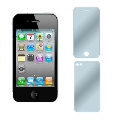 Apple iPhone 4 Screen & Flatback