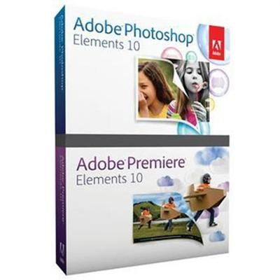 Photoshop Elements 10 Plus  Premiere Elements 10 Student And Teacher Edition - Complete Package