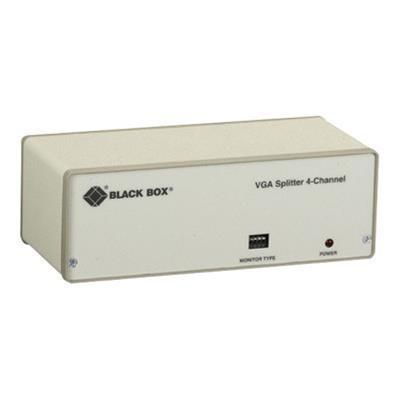 Black Box AC057A-R4 4 Chan Video Splitter Vga