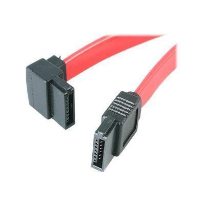StarTech.com SATA6LA1 6in SATA to Left Angle SATA Serial ATA Cable
