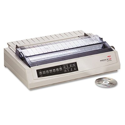 Oki 62412001 Microline 391 24-pin dot matrix printer