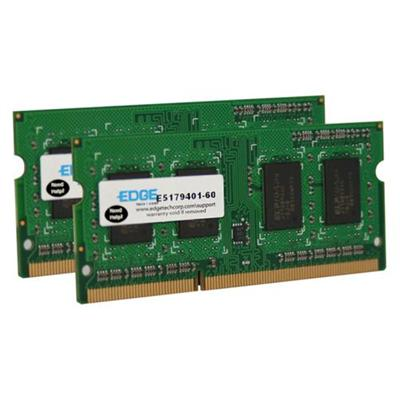 16GB (2x 8GB) PC310600 204-Pins DDR3 SODIMM