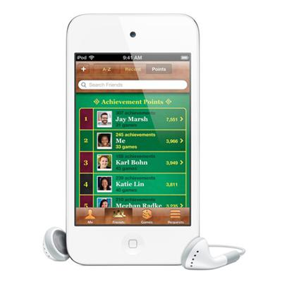 iPod touch 8GB White (4th Generation)