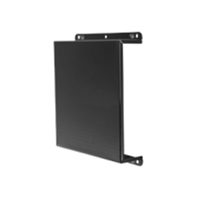 Peerless Gc-ps3s Game Console Security Cover Gc-ps3s - Cover For Game Console - Steel - Gloss Black - Wall-mountable - For Sony Playstation 3 Slim