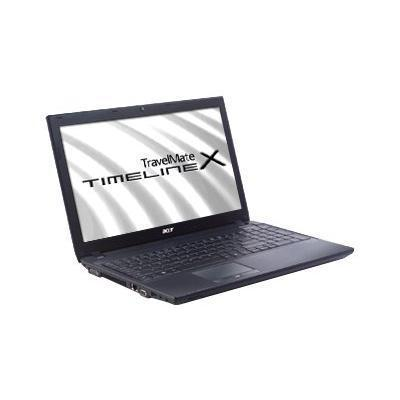 TravelMate TimelineX TM8481T-6873 Intel Core i7 2637M 1.7GHz Notebook - 4GB RAM  128GB SSD  14 Widescreen LED backlight TFT  Intel HD Graphics  Gigabit Ethernet