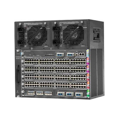 Cisco WS-C4506-E= Catalyst 4506-E - Switch - rack-mountable