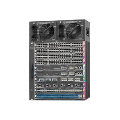 Cisco WS-C4510R+E= Catalyst 4510R+E - Switch - rack-mountable