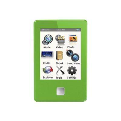 Ematic E8 Prism EM804VIDG - digital AV recorder