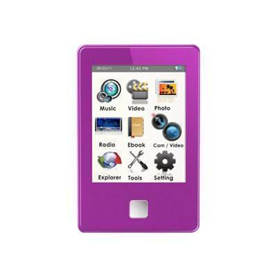 Ematic E8 Prism EM804VIDPR - digital AV recorder