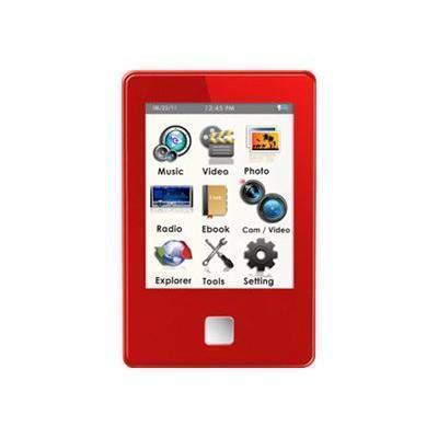 Ematic E8 Prism EM804VIDR - digital AV recorder