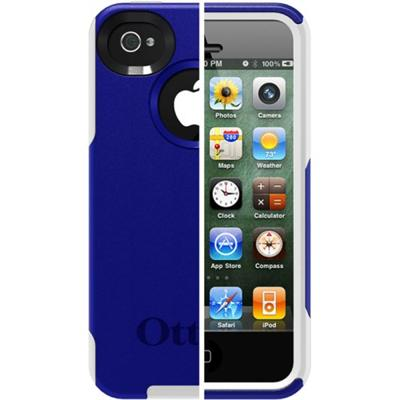 iPhone 4 / 4S Commuter Series Case - Iceberg