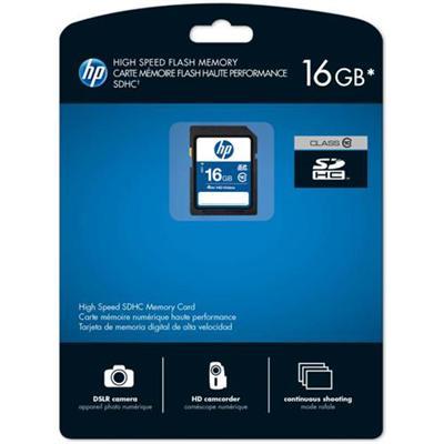 PNY CG789A-EF HP 16GB High Speed SDHC Class 10 Flash Memory Card
