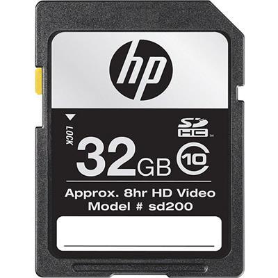 PNY CG790A-EF HP 32GB High Speed SDHC Class 10 Flash Memory Card