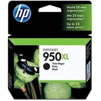 HP 950XL Black Officejet Ink Cartridge - can be used with the HP Officejet Pro 8600 series
