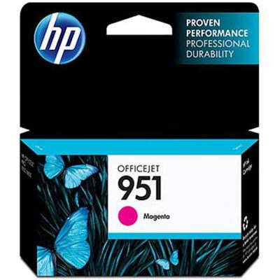 HP Inc. CN051AN#140 951 - Magenta - original - ink cartridge - for Officejet Pro 251dw  276dw  8100  8600  8600 N911a  8610  8615  8616  8620  8625  8630