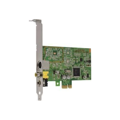 Hauppauge 01381 ImpactVCB-e - Video capture adapter - PCIe - NTSC  PAL
