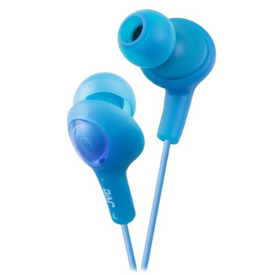 JVC HAFX5A HA-FX5-A Gumy PLUS phones - Earphones - in-ear - 3.5 mm jack - noise isolating - for Apple iPad 1  2  iPhone 3G  3GS  4  iPod  iPod classic  iPod min
