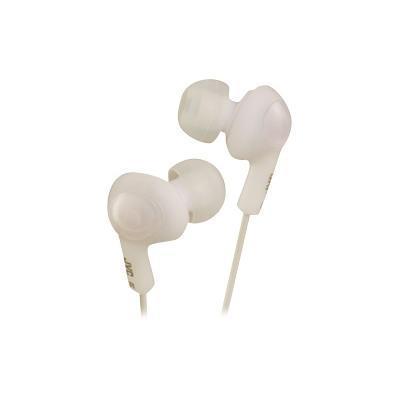 JVC HAFX5W HA-FX5-W Gumy PLUS phones - Earphones - in-ear - 3.5 mm jack - noise isolating
