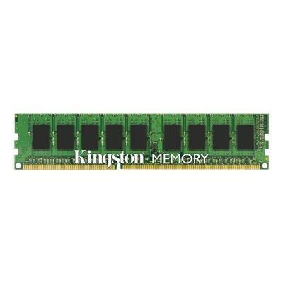 Kingston KVR1333D3E9S/8G ValueRAM - DDR3 - 8 GB - DIMM 240-pin - 1333 MHz / PC3-10600 - CL9 - 1.5 V - unbuffered - ECC