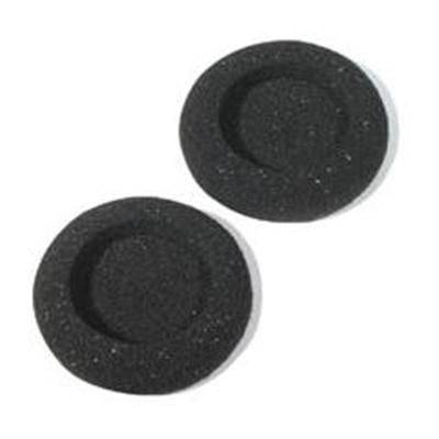 Plantronics 15729-05 Black Foam Ear Cushion - Pack of Two