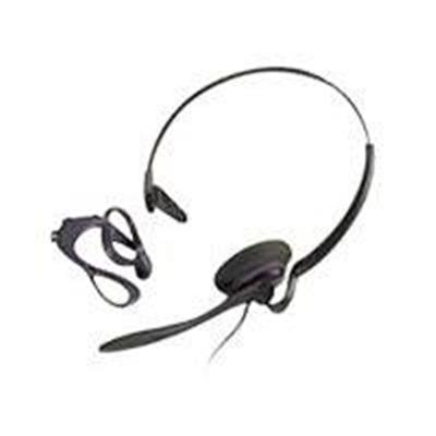 DuoSet H141N - Headset ( convertible ) - black