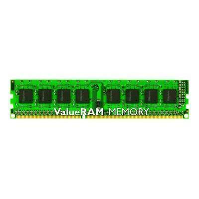 Kingston KVR1333D3N9/8G ValueRAM - DDR3 - 8 GB - DIMM 240-pin - 1333 MHz / PC3-10600 - CL9 - 1.5 V - unbuffered - non-ECC
