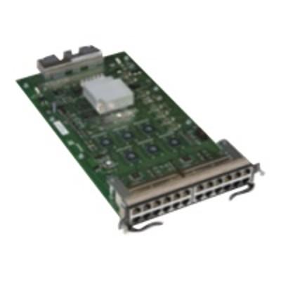 Brocade SX-FI-24GPP Expansion module - Gigabit Ethernet  x 2