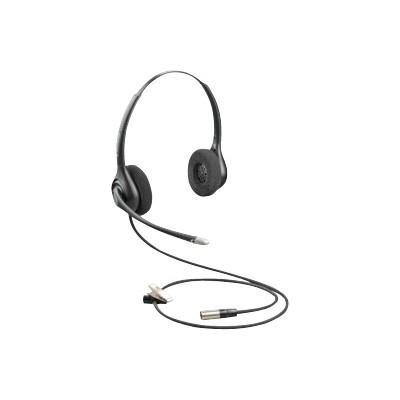 Plantronics 86872-01 SupraPlus HW261N-DC - Headset - on-ear