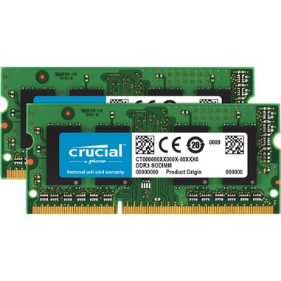Crucial CT2KIT102464BF160B 16GB Kit 2X8GB PC3-12800