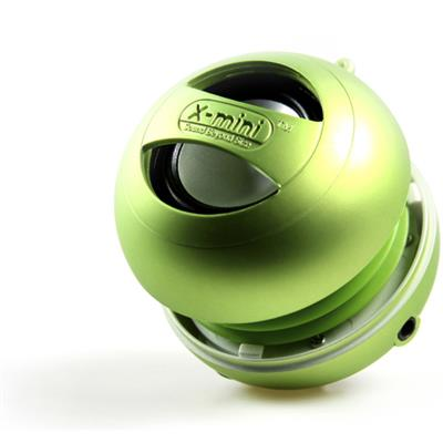 KB Covers XAM4-GR X-Mini II Capsule Speaker - Green