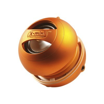 KB Covers XAM4-OR X-mini II Capsule Speaker - Orange