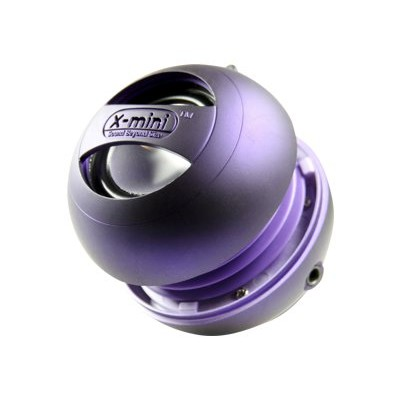 KB Covers XAM4-PU X-mini II Capsule Speaker - Purple