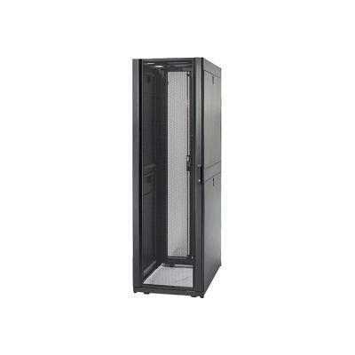 APC AR3105 NetShelter SX Enclosure with Sides - Rack - black - 45U - 19