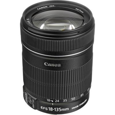 Canon 3558B002 EF-S zoom lens - 18 mm - 135 mm