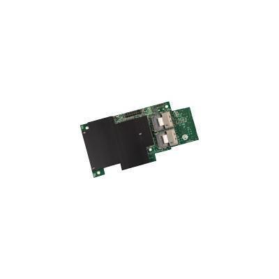 Intel RMS25JB080 Integrated RAID Module RMS25JB080 - Storage controller (RAID) - 8 Channel - SATA 6Gb/s / SAS 6Gb/s - 600 MBps - RAID 0  1  10  1E - PCIe 3.0 x8