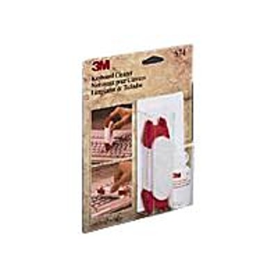 3m 674 Cleaning Kit - White  Red